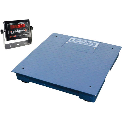certified pallet scale